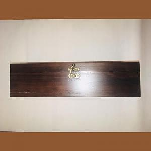 Holzschatulle gross