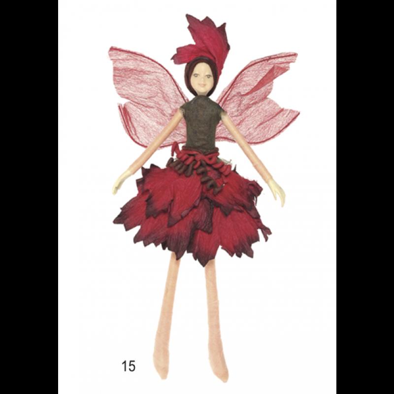 Nr. 15 Herbst-Elfe mit magnetischen Füssen
