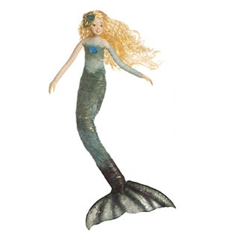 119. Meerjungfrau-Elfe mit magnetischem Rücken