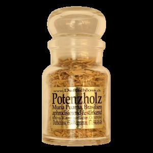 Potenzholz - Räucherwerk, 60 ml