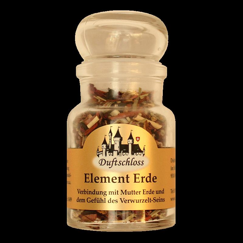 Element Erde - Räuchermischung, 60 ml