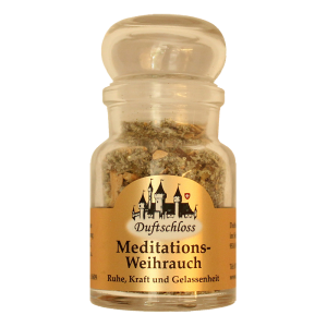 Meditationsweihrauch - Räuchermischung, 60 ml