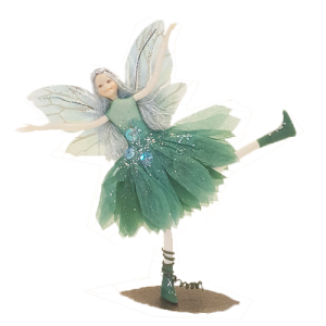 Nr. 38: Zauberwald-Elfe mit Magnet NEU