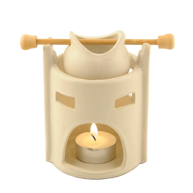 Duftlampe, 7.35290, Kesseli beige