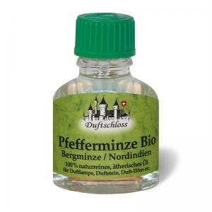 Pfefferminze Öl Bio 11 ml (Bergminze), Nordindien, 100% naturrein