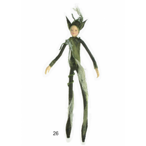 Nr. 26 Magnet / Wald-Elfe mit Magnetis..