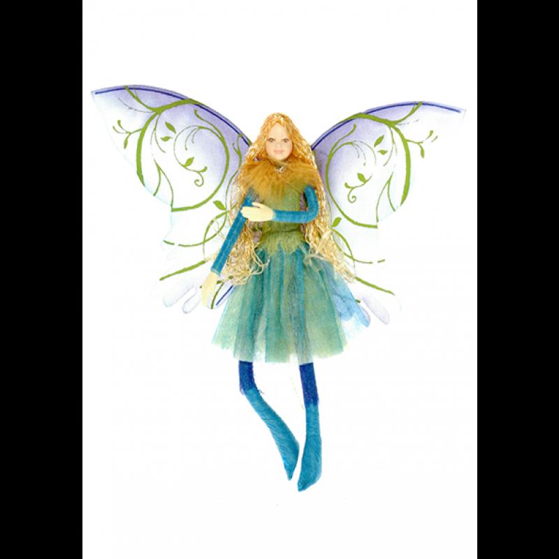 02. Schmetterlings-Elfe mit magnetischen Füssen