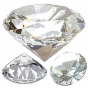 Glas-Diamant, gross