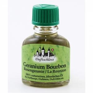 Geranium Bourbon (Rosengeranie), La Ré..