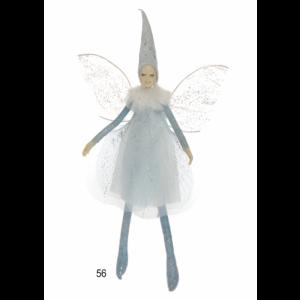 Nr. 56: Winter-Elfe mit Magnet