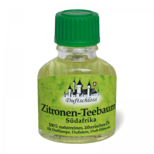 Zitronen-Teebaum Bio, Südafrika, 100% naturrein, 11 ml