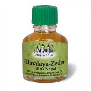 Himalaya-Zedernholz Bio Öl 11 ml, Nepal, 100% naturrein