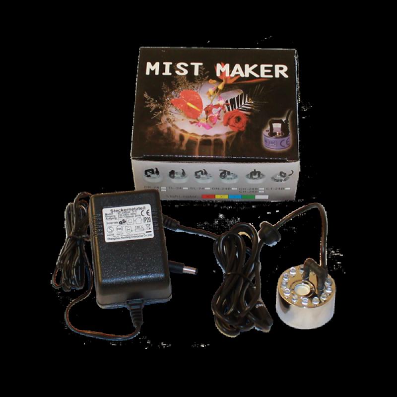 8.821 Vernebler Mist Maker mit LED