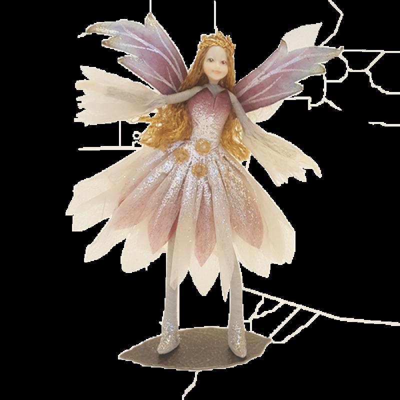40. Zauberwald-Elfe mit magnetischen Füssen
