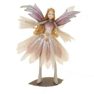 Nr. 40: Zauberwald-Elfe mit Magnet NEU