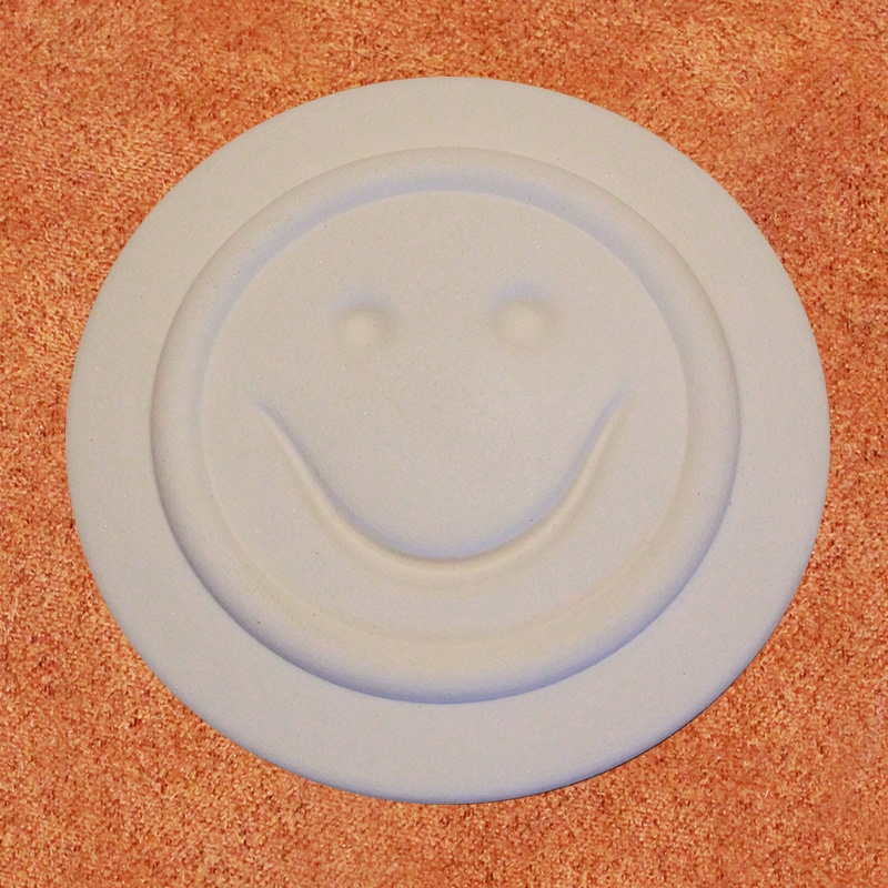 DS05.19 Duftstein Smiley flach