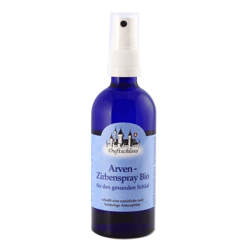 Zirbenspray Bio - Aromaspray, 100 ml