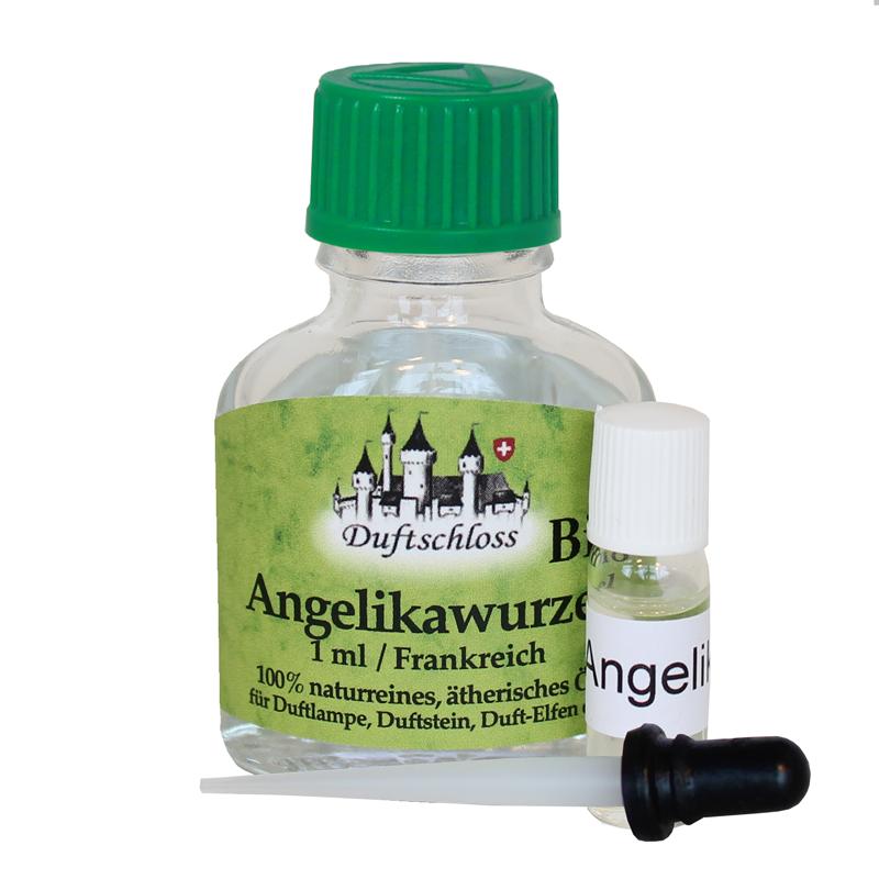 Angelikawurzel Öl Bio 1 ml PUR, Frankreich