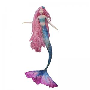 122. Meerjungfrau-Elfe mit magnetischem Rücken