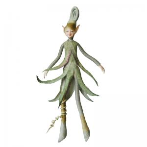 23. Wald-Elfe mit magnetischen Füssen