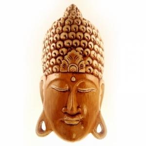 Buddha, aus Holz, 10.204