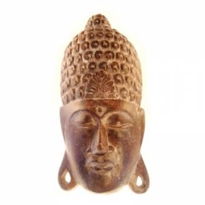 Buddha, aus Holz, 10.205