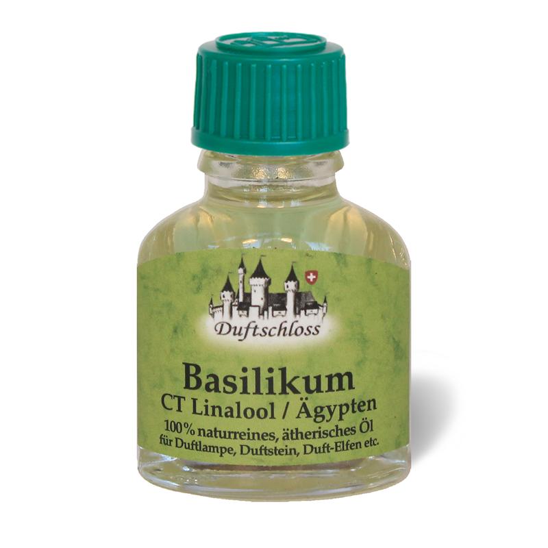 Basilikum Öl Bio 11 ml, Ägypten, 100% naturrein