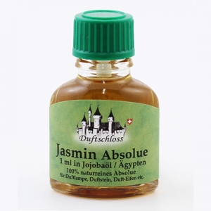 Jasmin Absolue, Ägypten, 1ml in 10ml J..