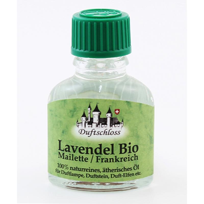 Lavendel Öl Mailette Bio, Frankreich, 100% naturrein, 11 ml