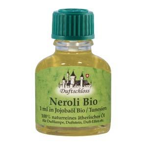 Neroli Öl (Orangenblüte) Bio, Tunesien, 1 ml in 10 ml Jojobaöl, 11 ml