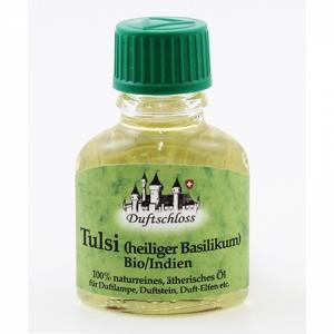 Tulsi (heiliger Basilikum)Bio, Südindien, 100% naturrein, 11ml