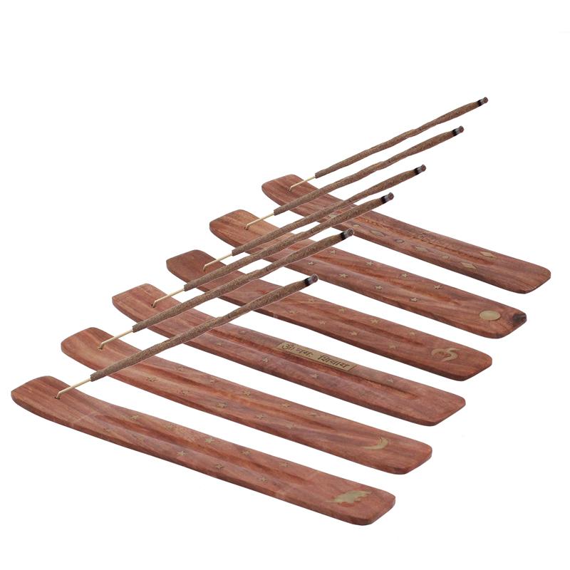 RSH660 Räucherstäbchenhalter, Holz