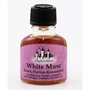 White Musc (Duftschloss) - Parfümkonzentrat, synthetisch, 11ml