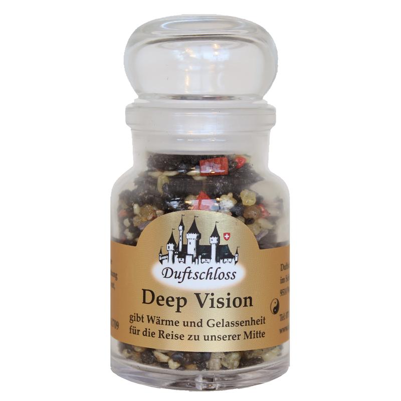Deep Vision - Weihrauch-Räuchermischung, 60 ml