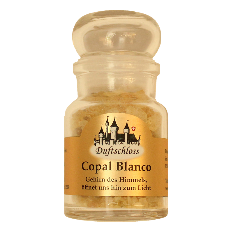 Copal blanco Harz - Räucherwerk, 60 ml