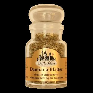 Damiana Blätter - Räucherwerk, 60 ml