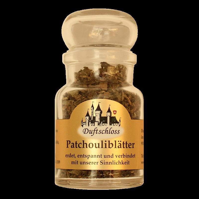 Patchouliblätter - Räucherwerk, 60 ml