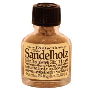 Sandelholz Pulver, (Balloon Dust) - Räucherwerk, 11 ml