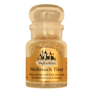 Weihrauch-Tibet - Räucherwerk, 60 ml