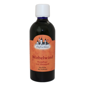 Wirbelwind - Massageöl, 100ml