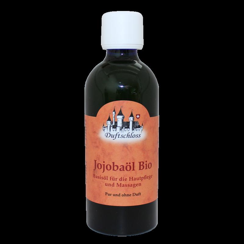 Basisöl - Jojobaöl Bio - pur und duftneutral, 100 ml